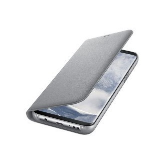 LED View Cover Book Case Galaxy S8+ G955F