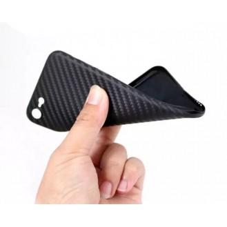 Carbon Textur Cover iPhone 6S Plus, 6 Plus