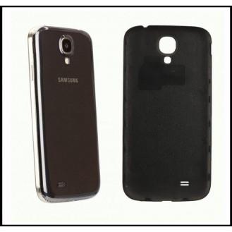SAMSUNG GALAXY S4 I9500, I9505 AKKUFACHDECKEL - SCHWARZ