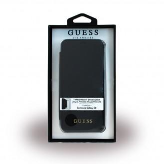 Book Case Guess Samsun Galaxy S8 GUFLBKS8IGLTBK