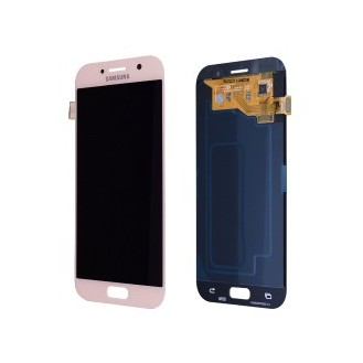 Samsung A520F Galaxy A5 2017 LCD Original full set pink
