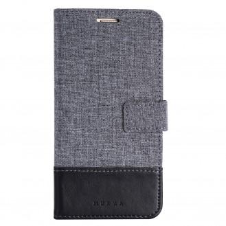 Book Wallet Leder Tasche Galaxy A3 2017 A320F