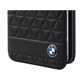 BMW Book Case Embossed Galaxy S8