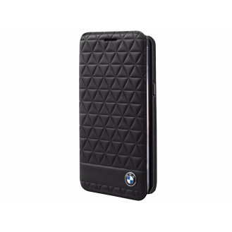 BMW Book Case Embossed Galaxy S8 Plus