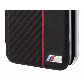 BMW Book Case Bi-Material Galaxy S8 Plus