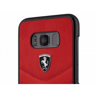 Ferrari Heritage Leder Hardcover Galaxy S8+