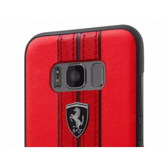 Ferrari Hardcover Samsung Galaxy S8+