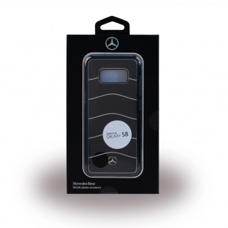 Mercedes Benz - WAVE VIII Hardcover Galaxy S8