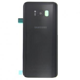 Samsung Galaxy S8 Backglass Akkufachdeckel G950F Schwarz
