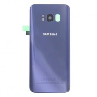 Samsung Galaxy S8 Backglass Akkufachdeckel G950F Blau
