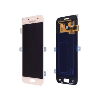 Samsung A320F Galaxy A3 2017 LCD Original full set pink