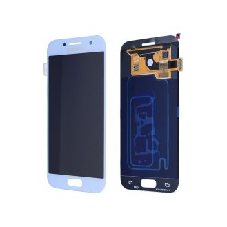 Samsung A320F Galaxy A3 2017 LCD Original full set Blau
