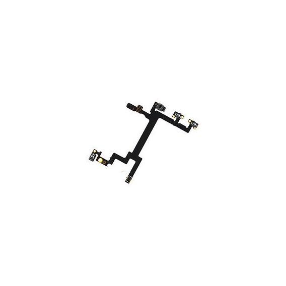 iPhone 5 Flexkabel mit Power-/Volume und Vibrations-Schalter