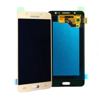 Original Samsung Galaxy J5 2016 J510F Gold LCD