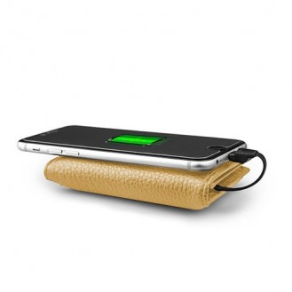 "Powerbank ""ZHUSE"" 4000mAh GOLD"