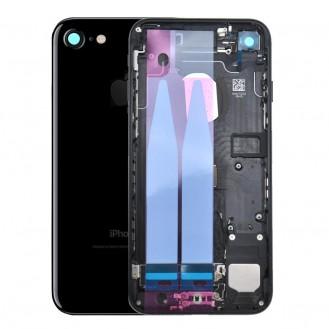 iPhone 7 Backcover Gehäuse Rahmen mit Tasten Vormontiert Jet