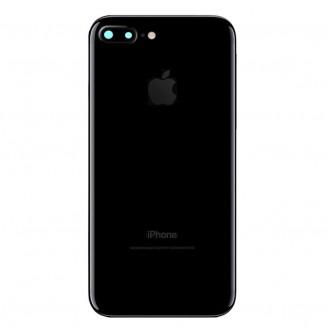 iPhone 7 Plus Backcover Gehäuse Rahmen mit Tasten Vormontiert Jet Black