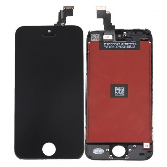 iPhone 5C LCD OEM Display Schwarz