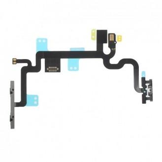 iPhone 7 Power Button Flex Kabel + Lautstärke + LED Flash +