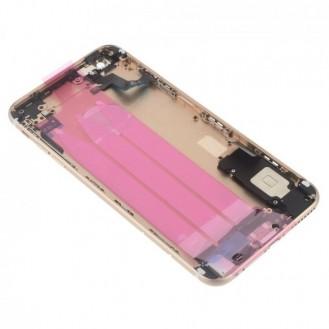 iPhone 6S Plus Backcover Gehäuse Gold Vormontiert