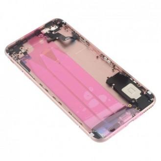 iPhone 6S Plus Backcover Gehäuse Rose Gold Vormontiert