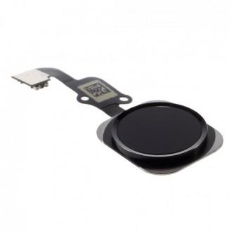iPhone 6S Home Button Flexkabel + Home Button - Schwarz A1633, A1688, A1700