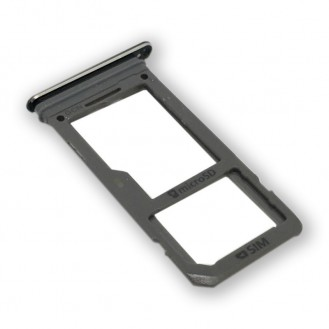 Samsung Galaxy S8 Simkarten Halter Silber G950F