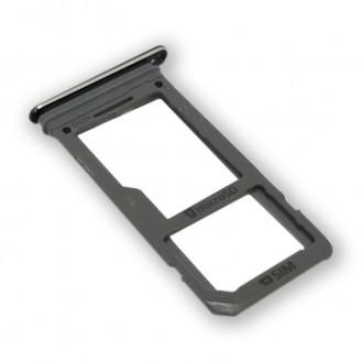 Samsung Galaxy S8 Plus Simkarten Halter Silber G955F