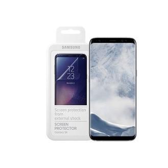 2er Set Displayschutzfolie für Samsung G955F Galaxy S8+ Original