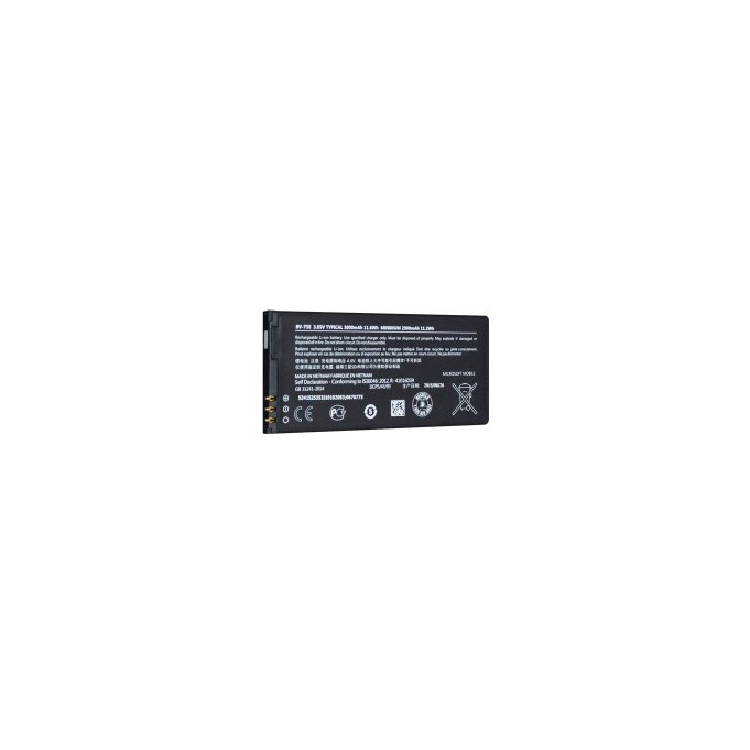 Akku Microsoft Original BV-T5E Lumia 950, 950 DS Li-ion 2900mAh