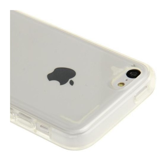 TPU Silikon Transparent Durchsichtig Cover iPhone 5C