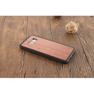 Holz Cover Hülle für iPhone 8