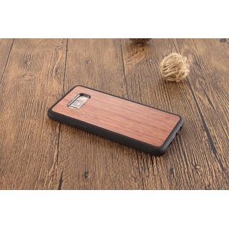 Holz Cover Hülle für Galaxy S8 Plus