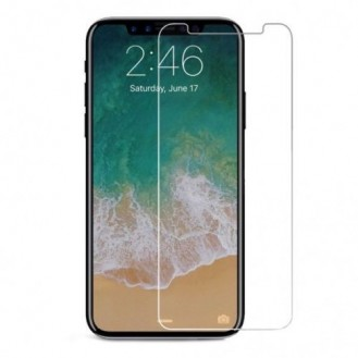 Tempered Panzerglass Folie für iPhone X