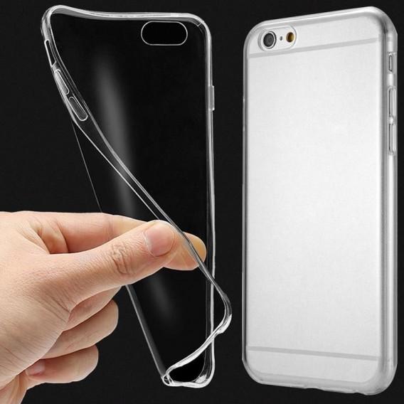 Silikon Transparent Hülle iPhone 6 Plus