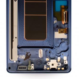 Original Samsung N950F Galaxy Note 8 Display Blau