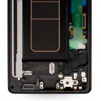Original Samsung N950F Galaxy Note 8 Display Schwarz
