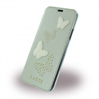 Guess - IriDescent - Book Cover - Apple iPhone X
