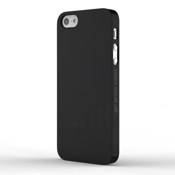 Schwarz Dünn Hart case iPhone 5 5S