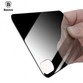 Baseus Panzerglas 0.2mm Transparent iPhone X