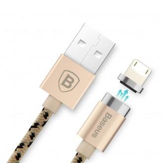 Baseus inSnap Kabel magnetisch Micro USB Gold