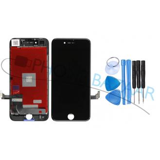 iPhone 8 LCD OEM Display Schwarz + Werkzeug