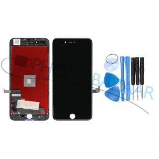 iPhone 8 Plus LCD OEM Display Weiss + Werkzeug