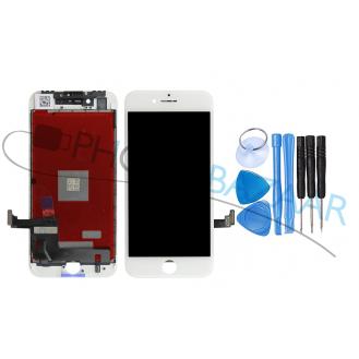 iPhone 8 LCD AAA Display Weiss + Werkzeug