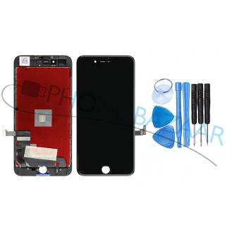 iPhone 8 Plus LCD AAA Display Schwarz + Werkzeug