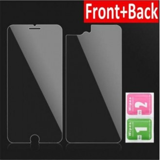 iPhone 8 Plus Front + Back Panzerglass Tempered