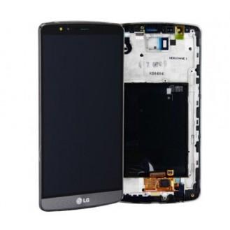 LG Optimus G3 D855 LCD Display mit Rahmen