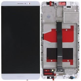 Huawei Mate 9 LCD Touchscreen Bildschirm TouchScreen Weiss