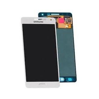Original Silber LCD Samsung Galaxy A5 SM-A500