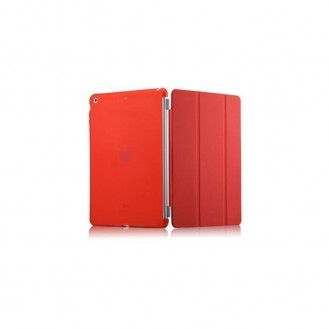 iPad Air Smart Cover Case Schutz Hülle Rot